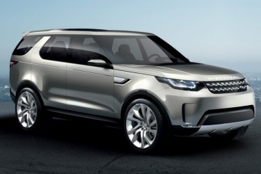 Land Rover plans Discovery SVX