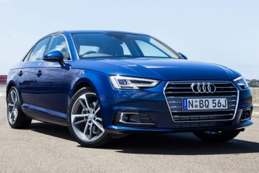 Audi A4 2.0 TFSI Sport road test review