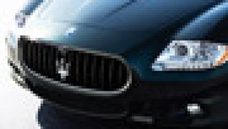 Maserati's smaller sedan