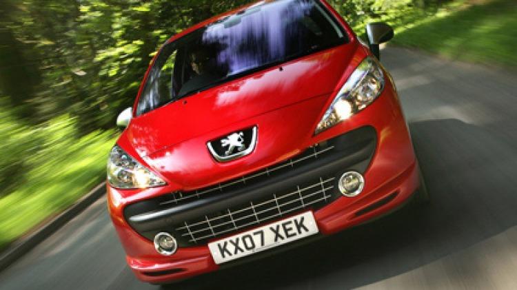 Peugeot's 207 GTi axed