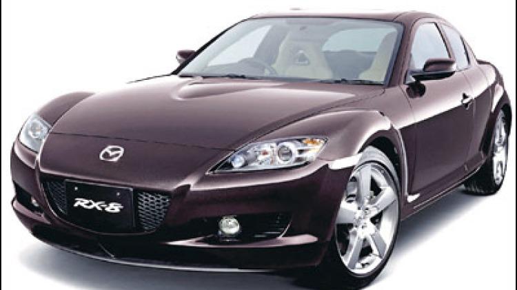 Mazda RX-8 LE