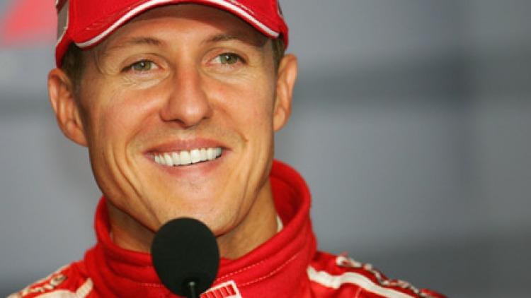 Schumacher announces his retirement. Getty images