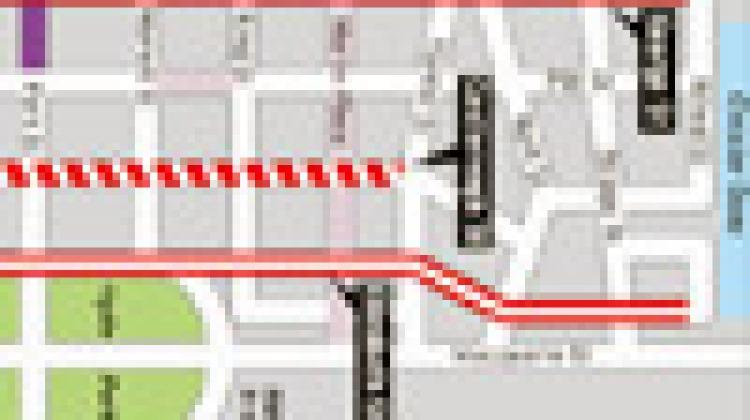 Buses rule in city transport plan