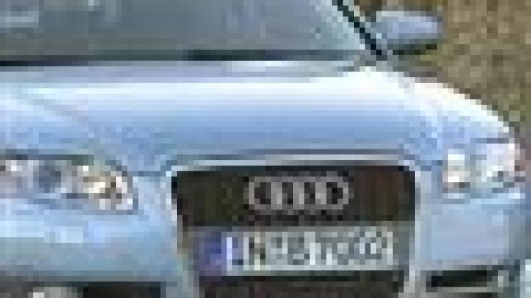 Audi's new A4 shocker