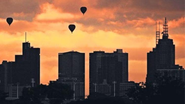$8.7 billion drops in on Victoria. Picture: Vince Caligiuri
