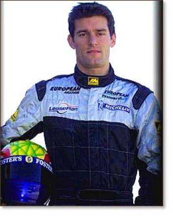 Webber tests new-model Minardi