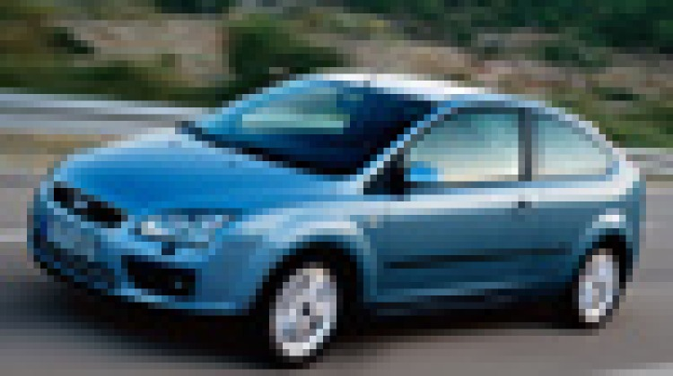 Ford Focus will get a diesel engine from mid-year
