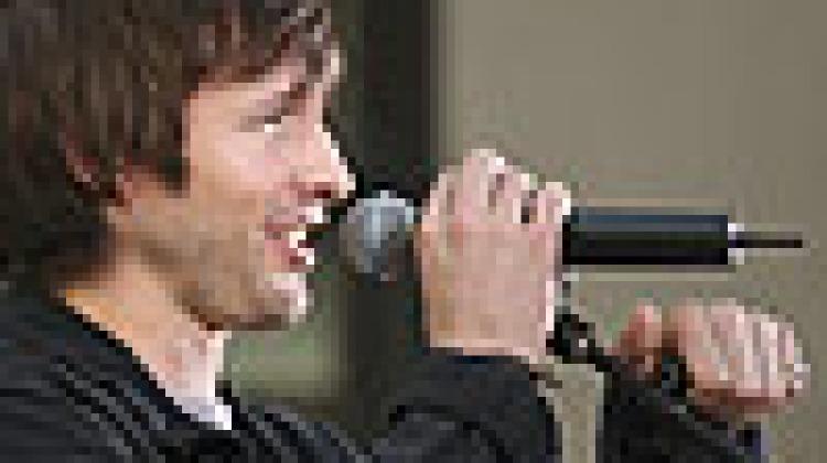 Singer, James Blunt