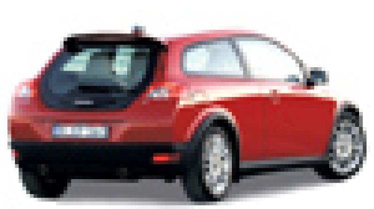 Volvo C30 coupe