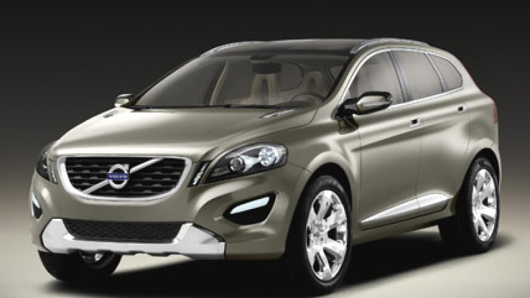 Volvo's XC60 concept vehicle is a sign of things to come.