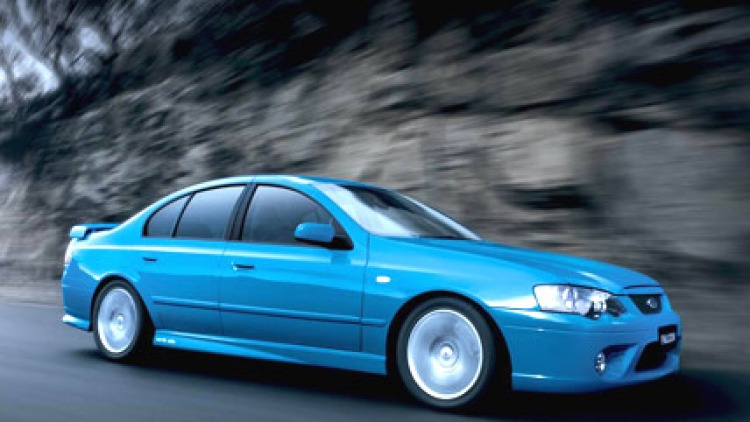 Ford's XR6