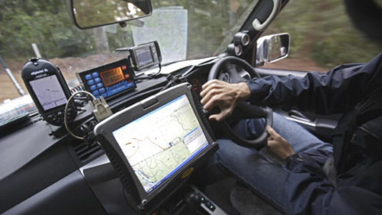 GPS could lead thieves to your home address