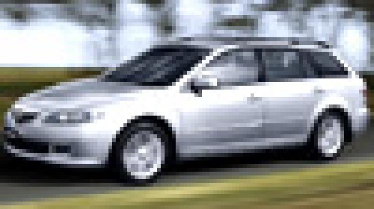 Mazda6 diesel wagon