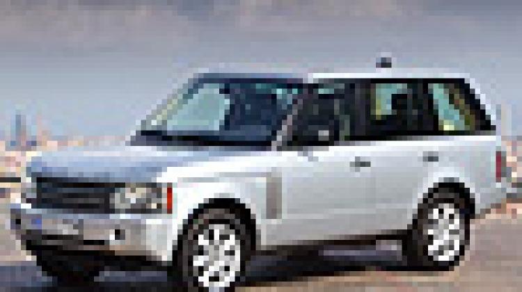 V8 diesel Range Rover