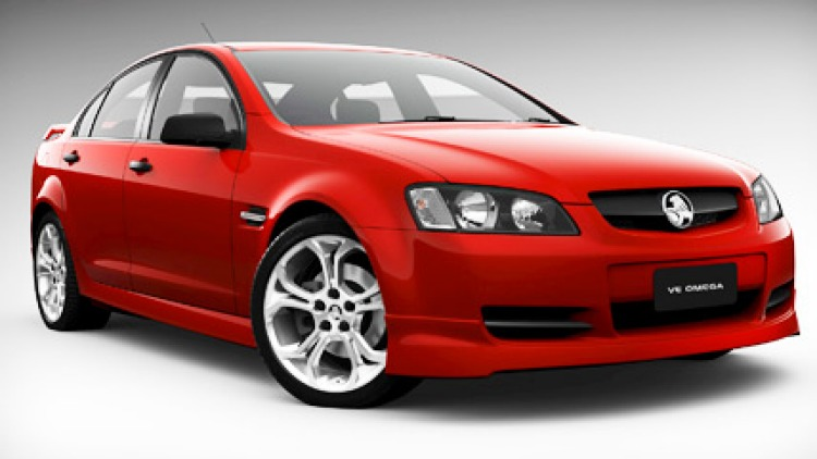 2006 Holden VE Commodore