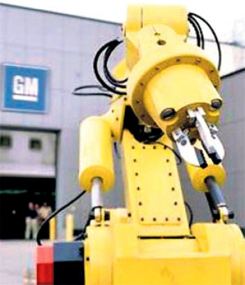 Robot gets new lease on life