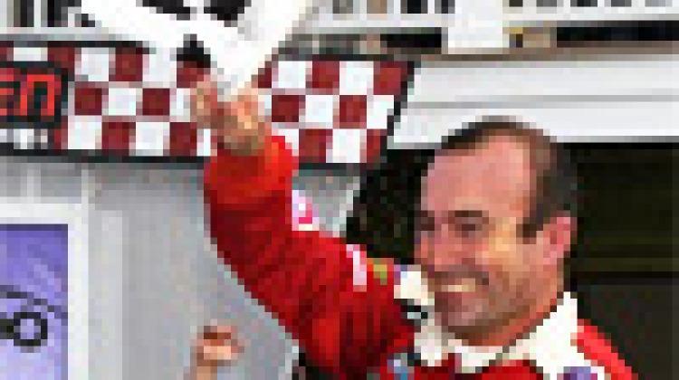 Ambrose claims maiden NASCAR win