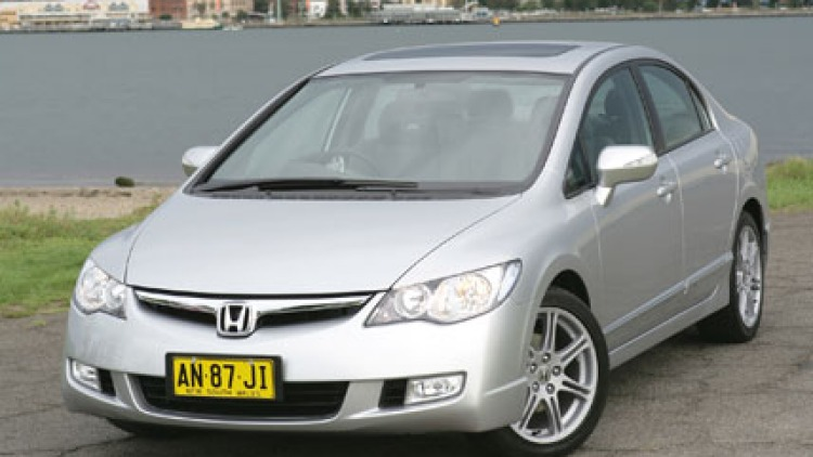 2007 Honda Civic Sport