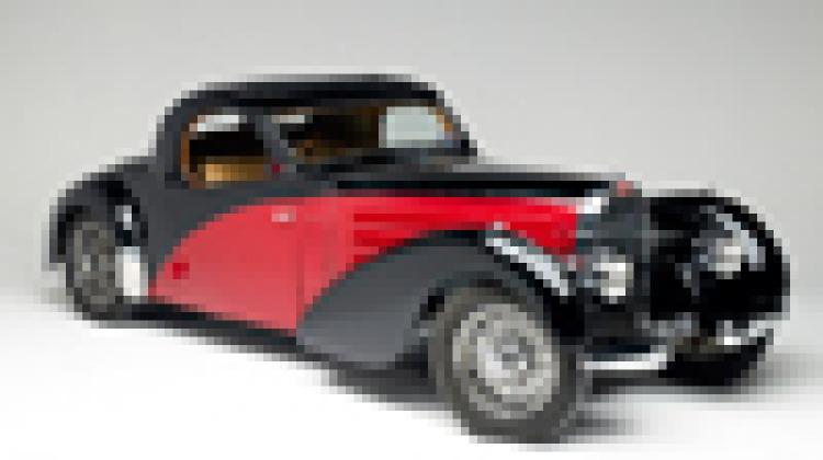 Bugatti: Runs in the family