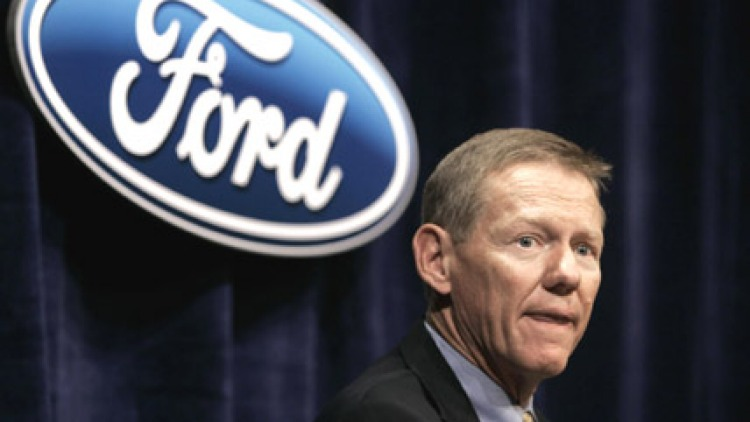 Alan Mulally ... headhunted from Boeing.