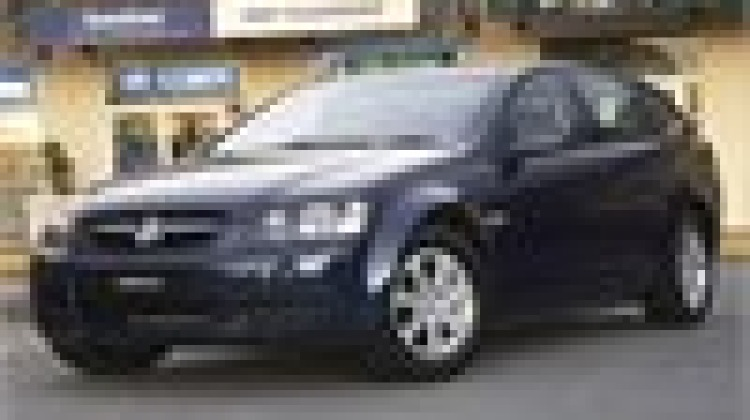 Holden's Sportwagon gets five-star crash rating