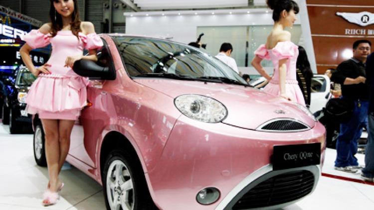 Shanghai motor show special: Enter the Dragon