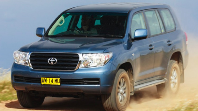 Toyota LandCruiser saw a 40% increase in sales in October