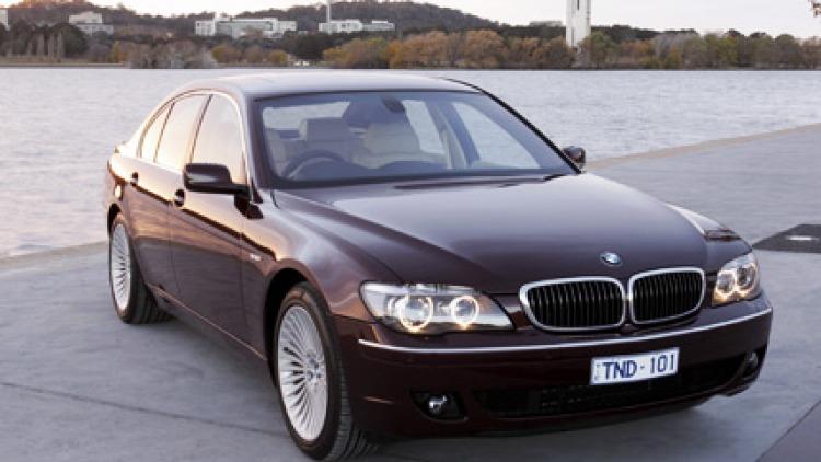BMW 2005 7 Series