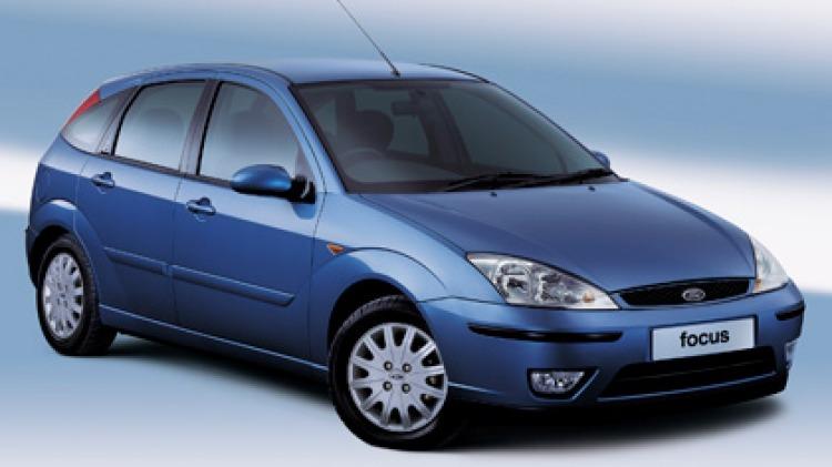 2002-05 Ford Focus.
