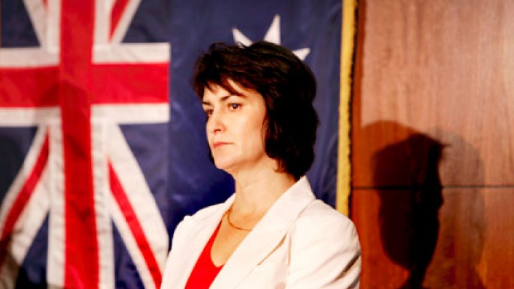 NSW deputy premier and the minister for climate change and commerce, Carmel Tebbutt