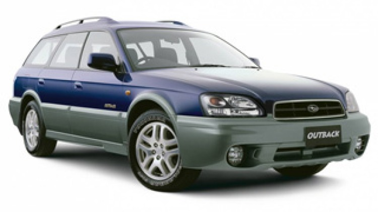 All-roader wagon for the family