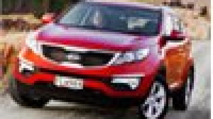 Kia Sportage SLi diesel
