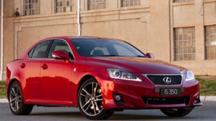 A new compact luxury sedan