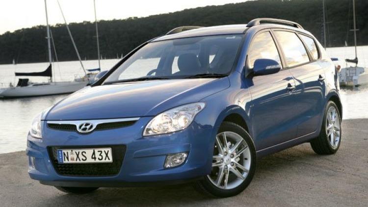 Hyundai i30CW SLX