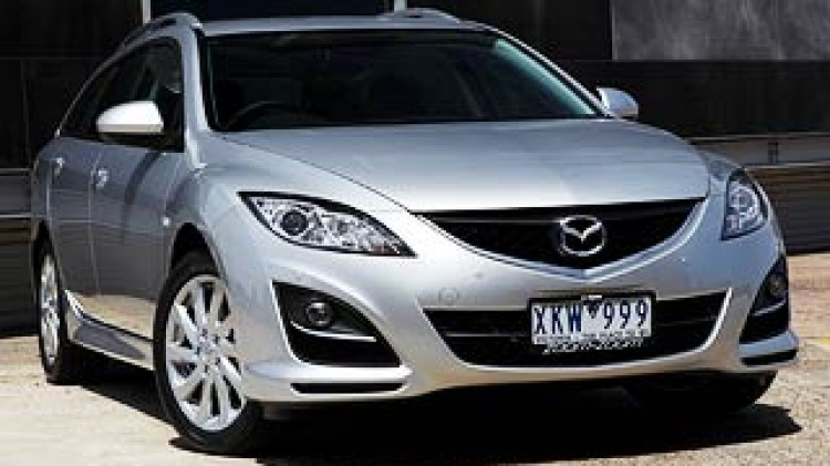 Mazda Touring