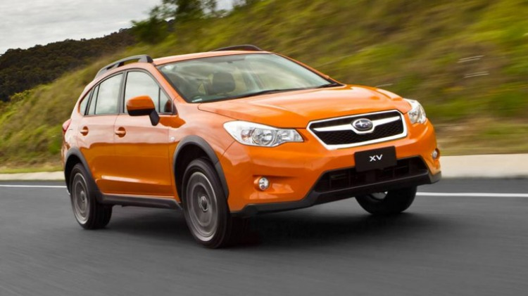 Subaru's high-riding hatch can tackle a bit of the rough stuff while still being competent in urban driving.