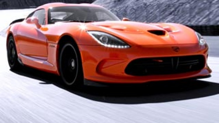 Chrysler says no to four-cylinder muscle car