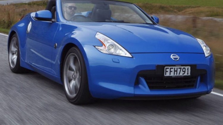Las Vegas resident is selling his testicle to buy a Nissan 370Z.