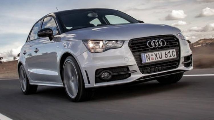 Audi A1 Sportback S Line Competition.
