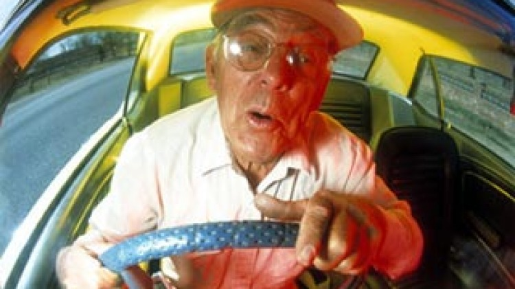 Older drivers know their limits: study