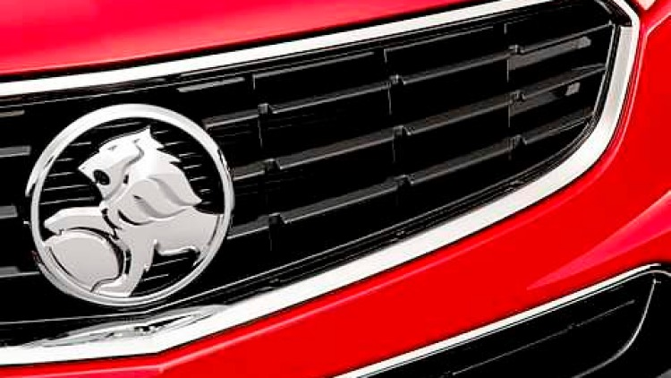 Holden badge