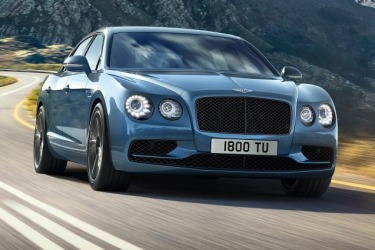 New Bentley Flying Spur W12 S revealed