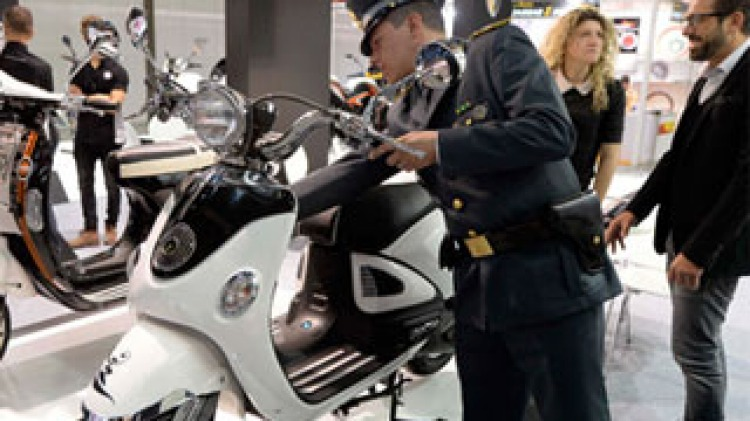 Vespa's crackdown on Chinese copies