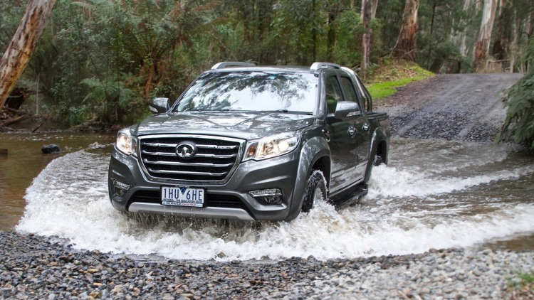 Great Wall's new Steed is available from $24,990 drive-away.