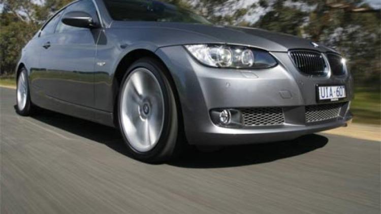 BMW 335i coupe