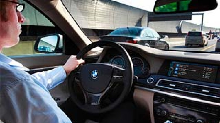 In-car advertising coming to BMWs