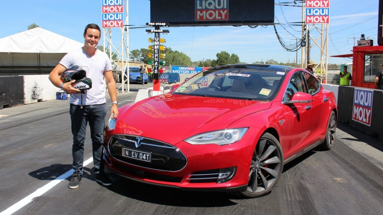 The existing Tesla Model S was already one of the quickest cars on sale.