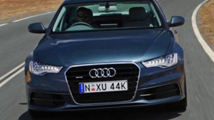 Audi A6 pricing and details