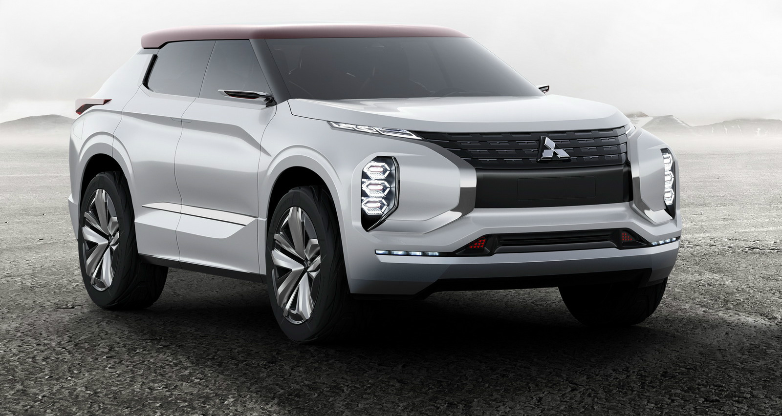 Mitsubishi GT-PHEV Concept Unveiled Ahead Of Paris Motor Show