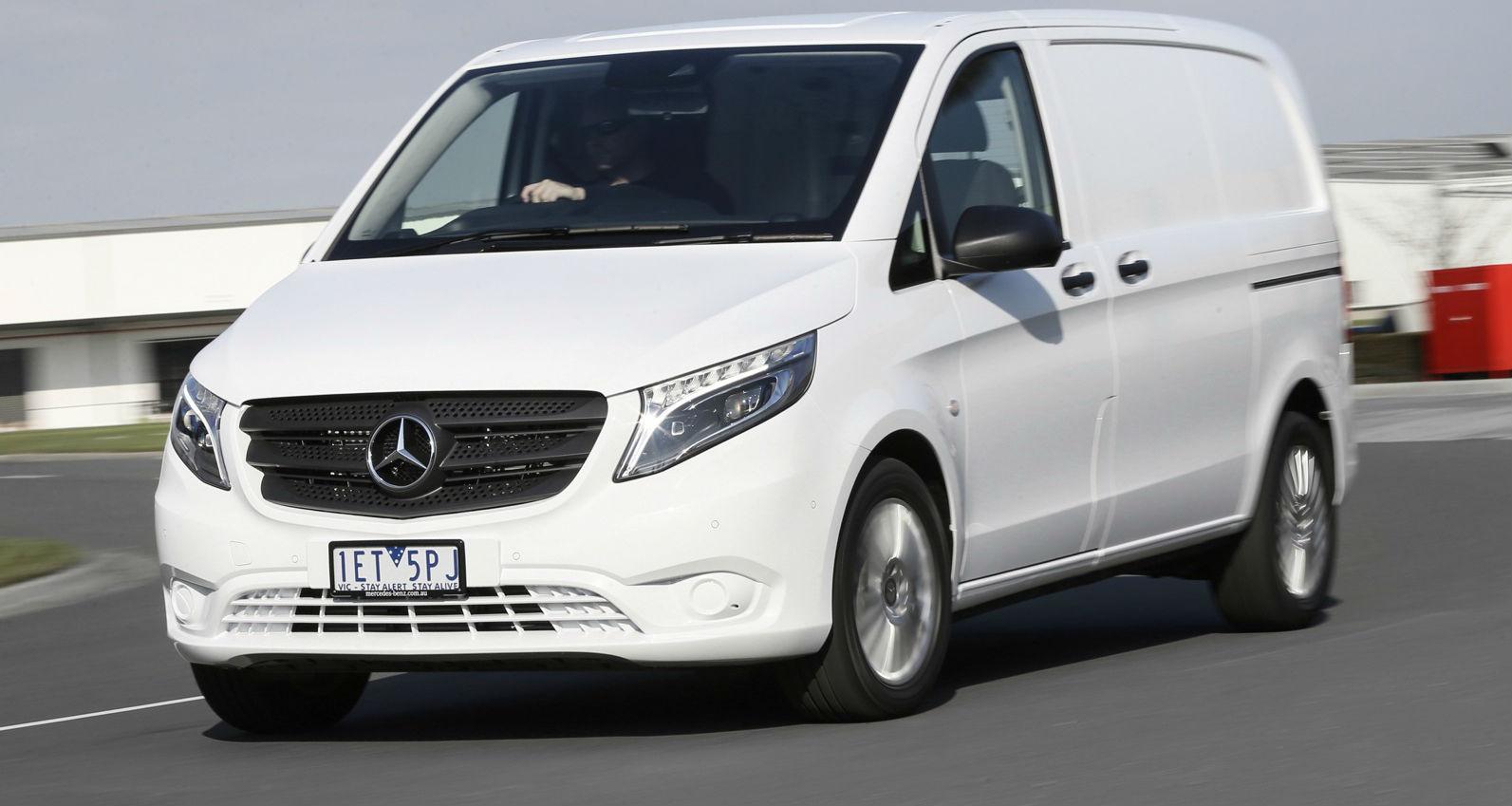 Mercedes-Benz Vito Van Recalled For Potential Fuel Leak
